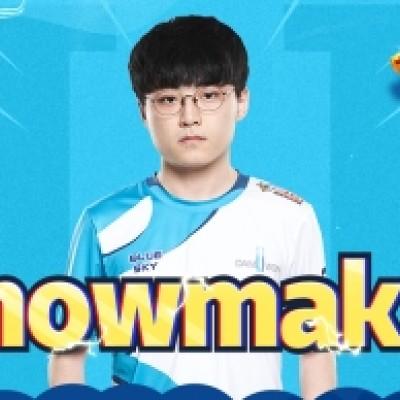 DWG直播Showmaker!