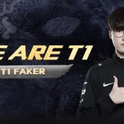 T1 Faker