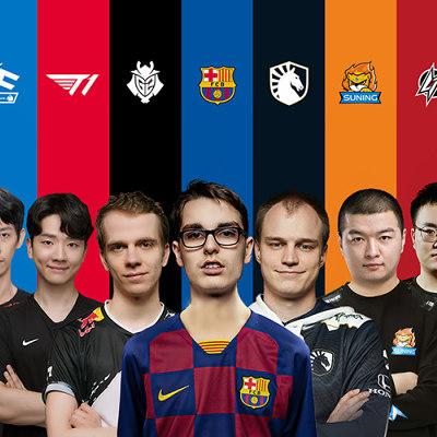 世俱杯半决赛-T1 vs TL